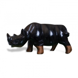 Rhinocéros Solitaire