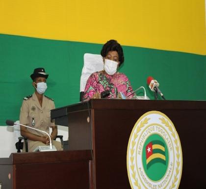 Assemblée Nationale: Promotion de la consommation locale au Togo